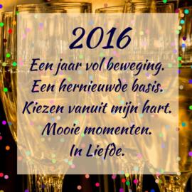 Terugblik op en uitnodiging voor het nieuwe jaar