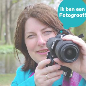 Stappen uit m'n comfortzone: ik ben een fotograaf!
