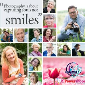 collage fotoshoots, Laat je zien!