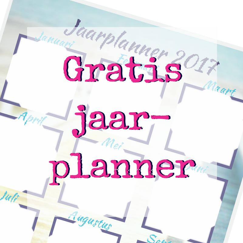 gratis jaarplanner