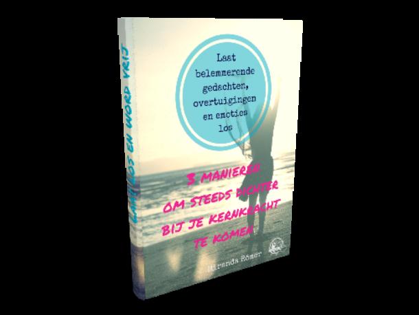 gratis e-book met 3 manieren om los te laten
