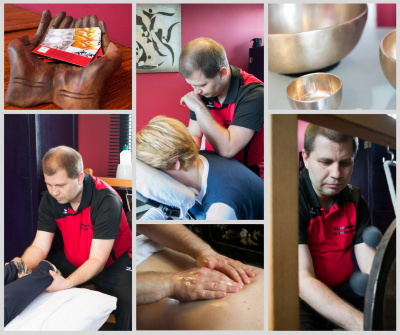 brandingshoot Massagepraktijk De oosterse Hand