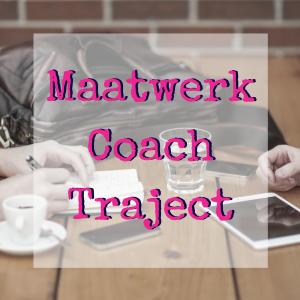 Maatwerk coaching traject