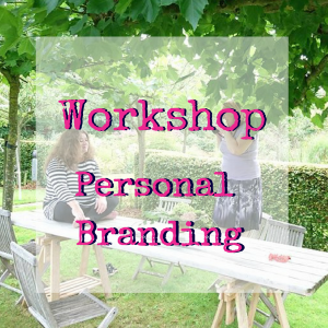 workshop pers branding