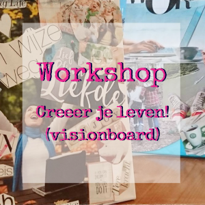 workshop visionbord